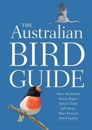 Australian Bird Guide de Peter Menkhorst