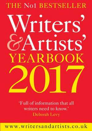 Writers' & Artists' Yearbook 2017