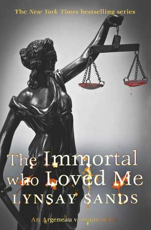 The Immortal Who Loved Me