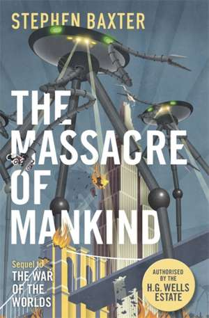 The Massacre of Mankind de Stephen Baxter