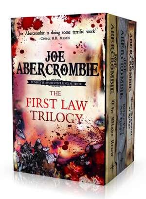 The First Law Trilogy Boxed Set de Joe Abercrombie