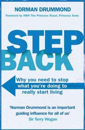 Step Back de NORMAN DRUMMOND