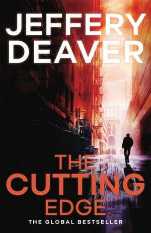 The Cutting Edge de Jeffery Deaver