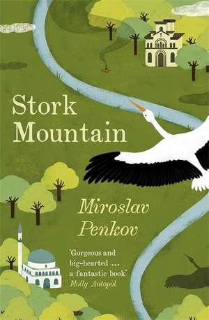 Stork Mountain de Miroslav Penkov