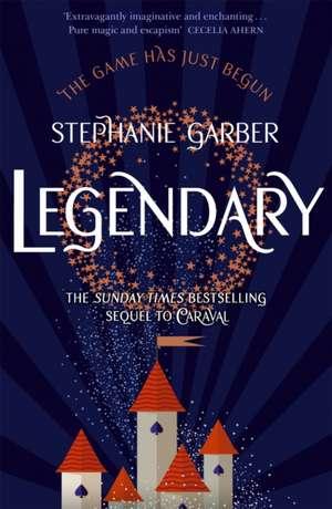 Legendary de Stephanie Garber