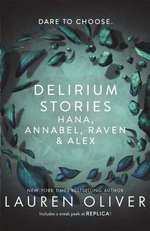 Delirium Stories de Lauren Oliver
