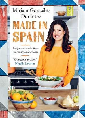 Made In Spain de Miriam Gonzalez Durantez
