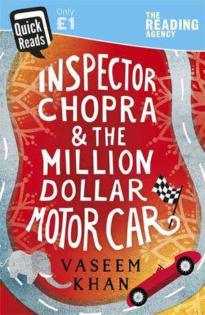Inspector Chopra and the Million-Dollar Motor Car