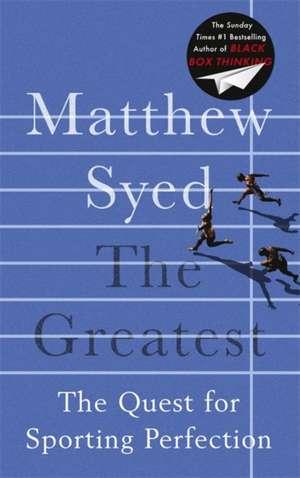 The Greatest de Matthew Syed
