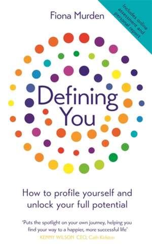 Defining You de Fiona Murden