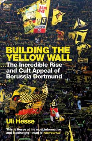 Building the Yellow Wall imagine