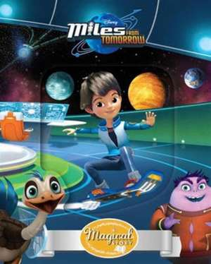 Disney Miles from Tomorrow Magical Story