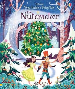 Peep Inside a Fairy Tale: The Nutcracker de Anna Milbourne