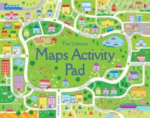 Maps Activity Pad de Sam Smith