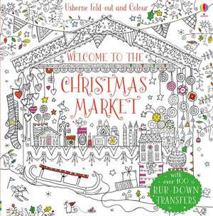 Russell, R: Welcome to the Christmas Market de Ruth Russell