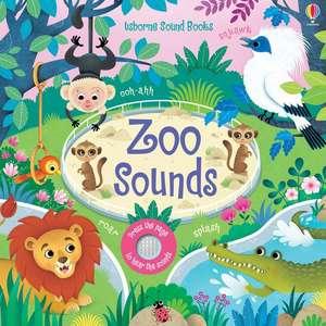 Zoo Sounds de Sam Taplin