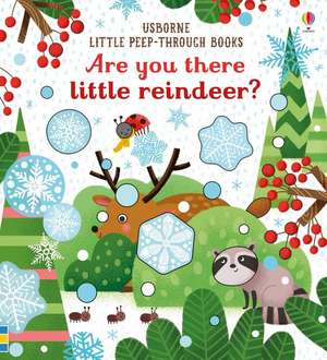 Are You There Little Reindeer? de Sam Taplin