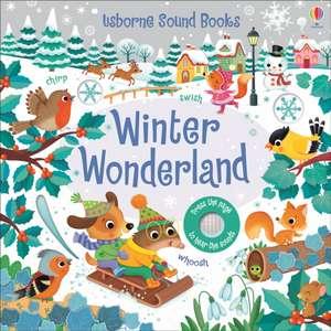 Winter Wonderland Sound Book de Sam Taplin