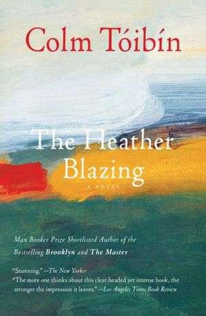 The Heather Blazing de Colm Toibin