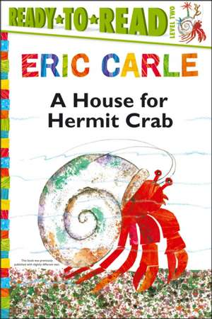 A House for Hermit Crab de Eric Carle
