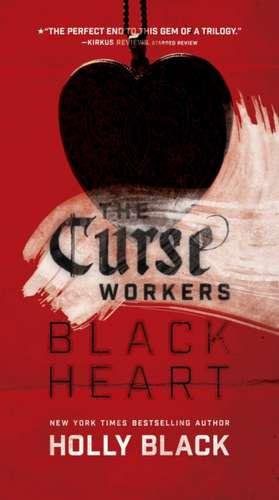BLACK HEART de HOLLY BLACK