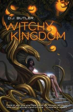 Witchy Kingdom de D.J. Butler