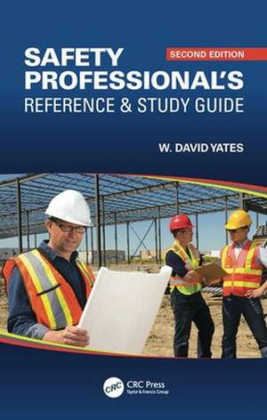 Safety Professional's Reference and Study Guide, Second Edition imagine