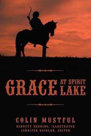 Grace at Spirit Lake de Colin Mustful