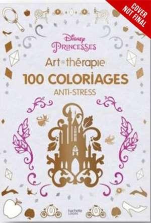 Art of Coloring Disney Princess