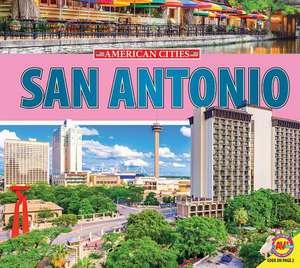 San Antonio de Lily Erlic
