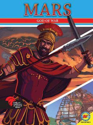 Mars God of War de Teri Temple