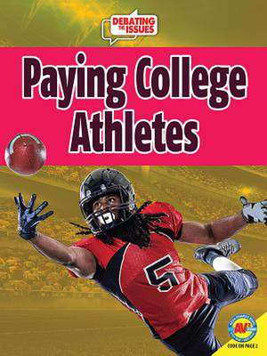 Paying College Athletes de Gail Terp