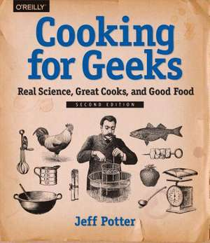 Cooking for Geeks, 2e