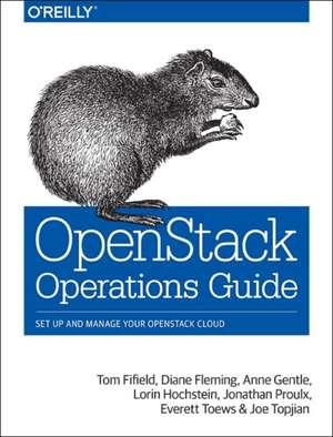 OpenStack Operations Guide de Tom Fifield
