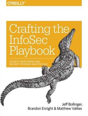 Crafting an Information Security Playbook de Jeff Bollinger