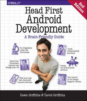 Head First Android Development 2e