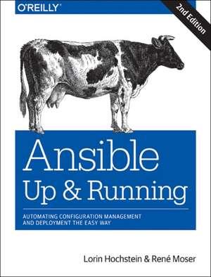 Ansible – Up and Running de Lorin Hochstein