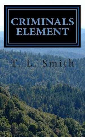 Criminal Aspect de T. L. Smith