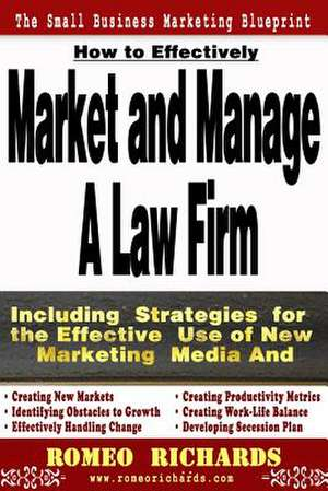 How to Effectively Market and Manage a Law Firm imagine