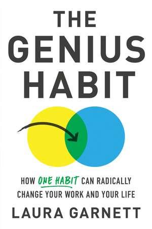 The Genius Habit de Laura Garnett