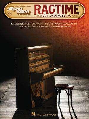 Ragtime Classics de Hal Leonard Corp