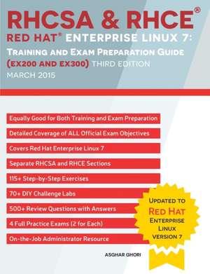 RHCSA & RHCE Red Hat Enterprise Linux 7 de Asghar Ghori