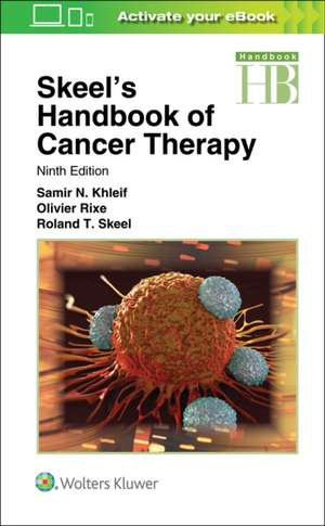 Skeel's Handbook of Cancer Therapy