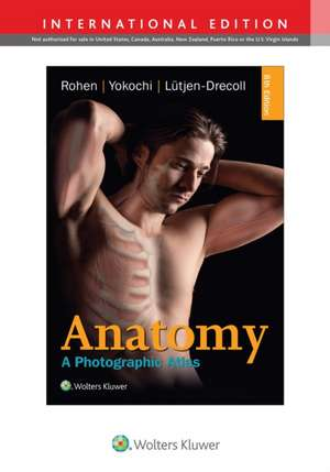 Anatomy. A Photographic Atlas