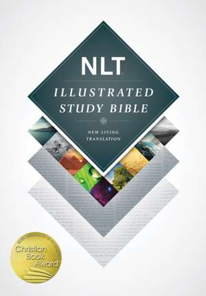Illustrated Study Bible-NLT