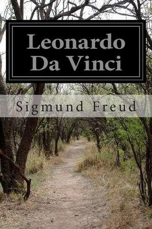Leonardo Da Vinci de Sigmund Freud