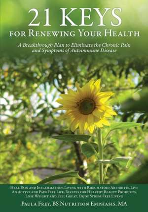 21 Keys for Renewing Your Health