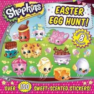 Shopkins Easter Egg Hunt! de  Sizzle Press