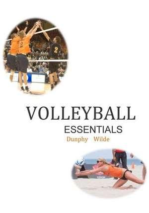Volleyball Essentials--(Color) de Dr Marv Dunphy