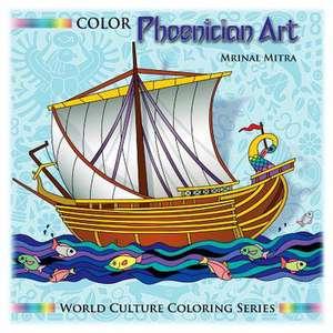 Color Phoenician Art de Mitra, MR Mrinal